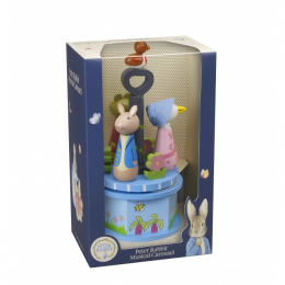 Peter Rabbit Musical Carousel