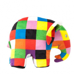 Elmer the Elephant - Soft Toy