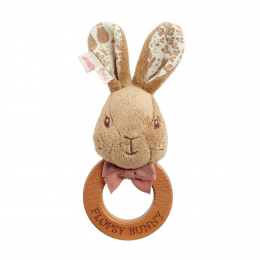 Flopsy Bunny - from Peter Rabbit Signature Range Ring Rattle