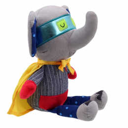 Super Hero Elephant