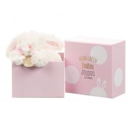 Mon Lapin Bonbon Doudou - Rose - 16cm