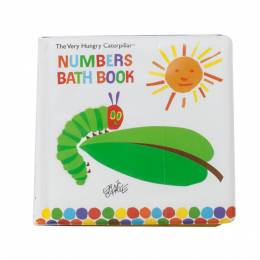 The Very Hungry Caterpillar - Bath Book and Squirty Gift Set