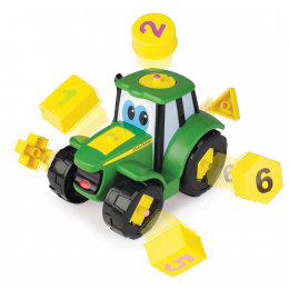 John Deere - Jonny the Tractor Pre-School Learning Toy