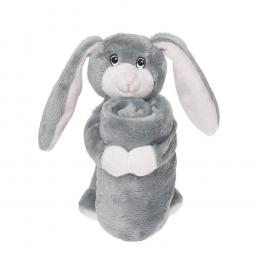 Bobo Buddies - Original Blankie - Hiphop The Bunny